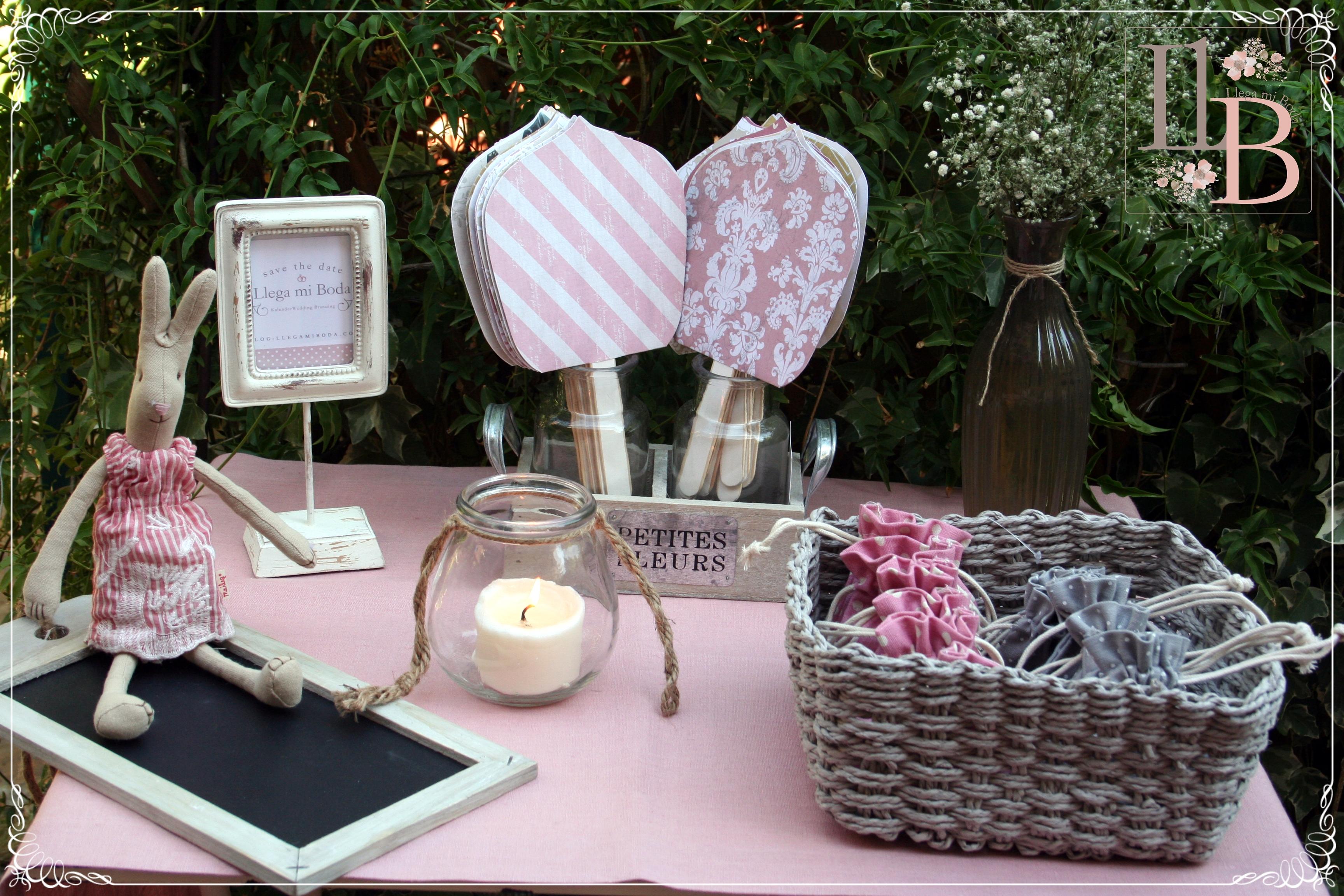 Rinc n para detalles a las invitadas llega mi boda blog for Detalles de decoracion