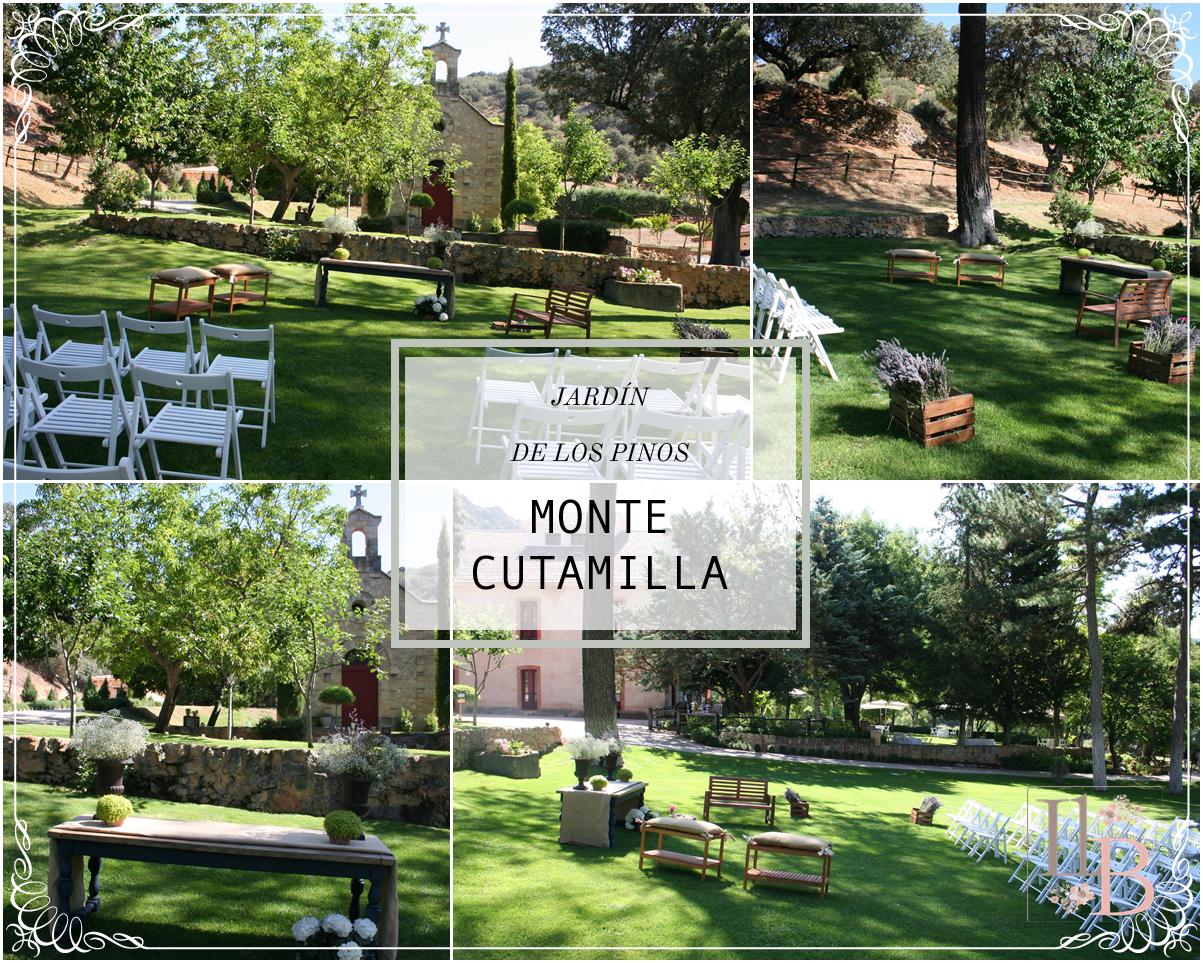 Finca monte de cutamilla llega mi boda blog de bodas for Capillas de velacion jardin de los pinos
