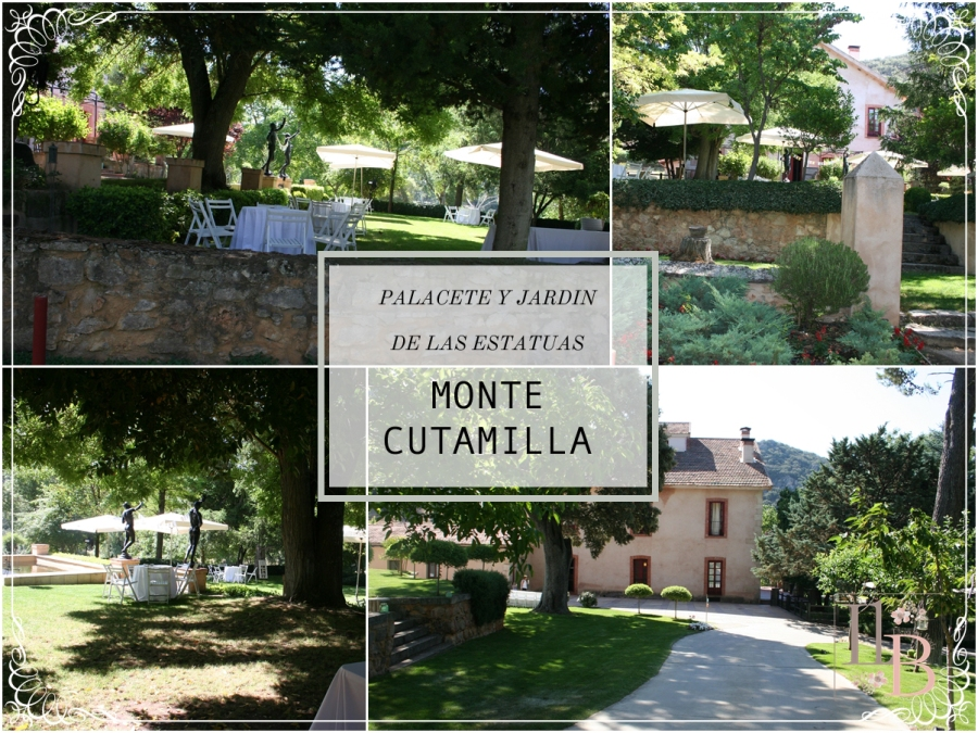 Finca Monte Cutamilla - Palacete y jardín de las estatuas