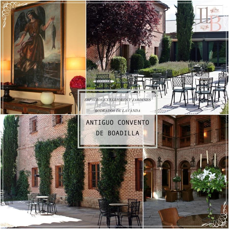 Antiguo convento de Boadilla. Post en Llega mi Boda
