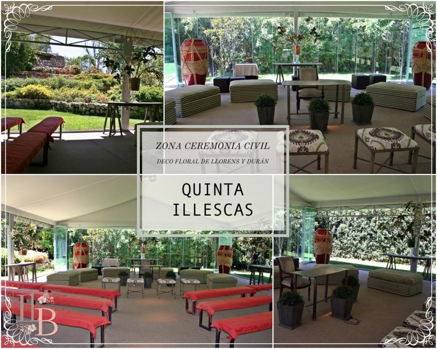 La Quinta de Illescas 3 - Espacio Ceremonia civil. Post en Llega mi Boda