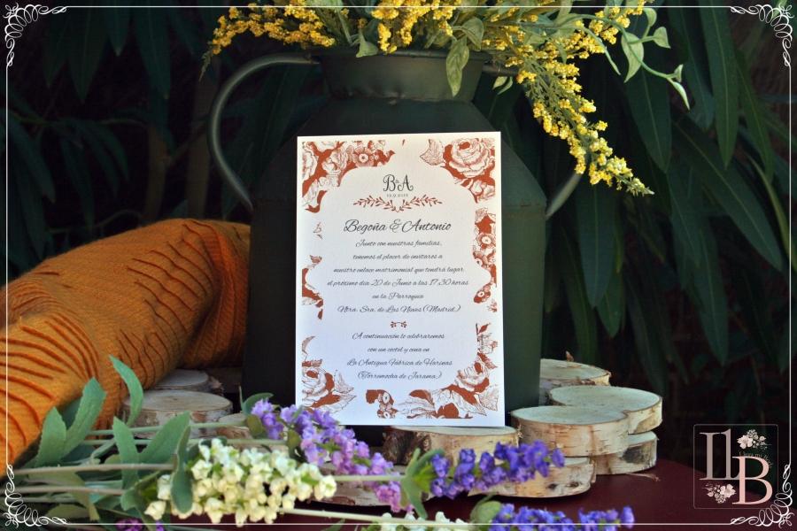 Invitación Antigua Fábrica Harinas