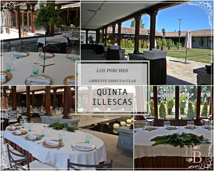 La Quinta de Illescas 4- Salón Los Porches. Post en Llega mi Boda