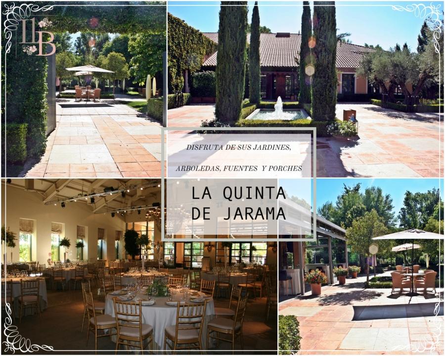 La Quinta de Jarama. Post en Llega mi Boda