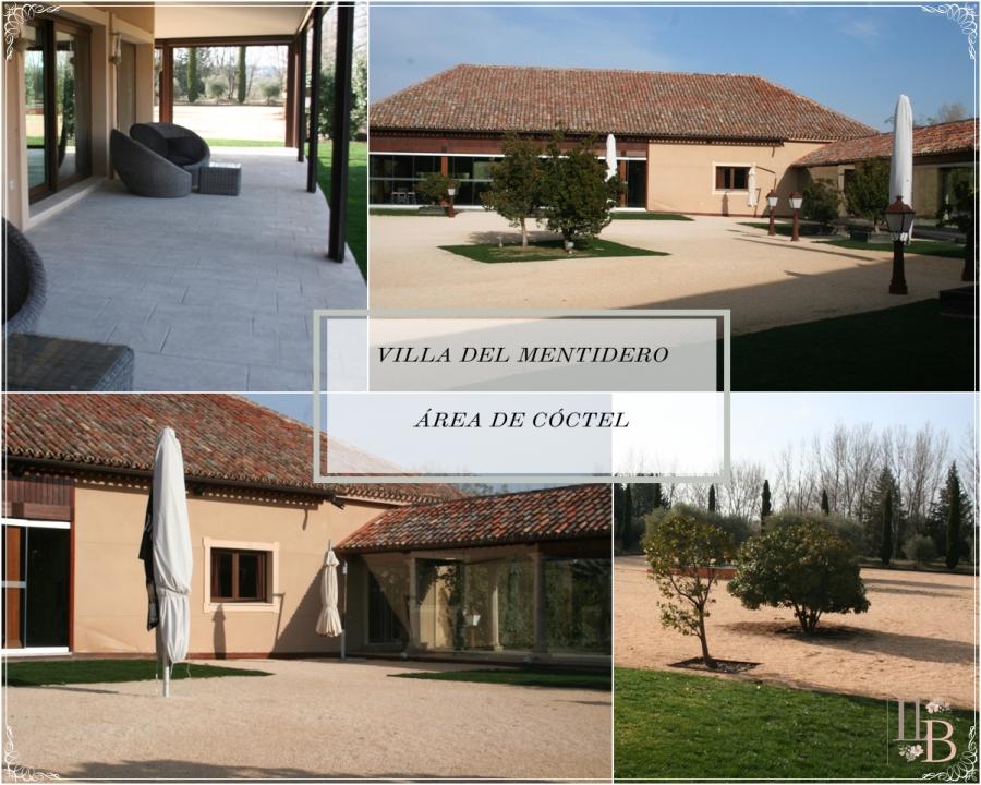 Villa del Mentidero
