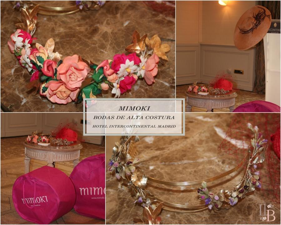 """Mimoki Tocados. Conferencia de MIMOKI en el """"Hotel Intercontinental Madrid"""""""