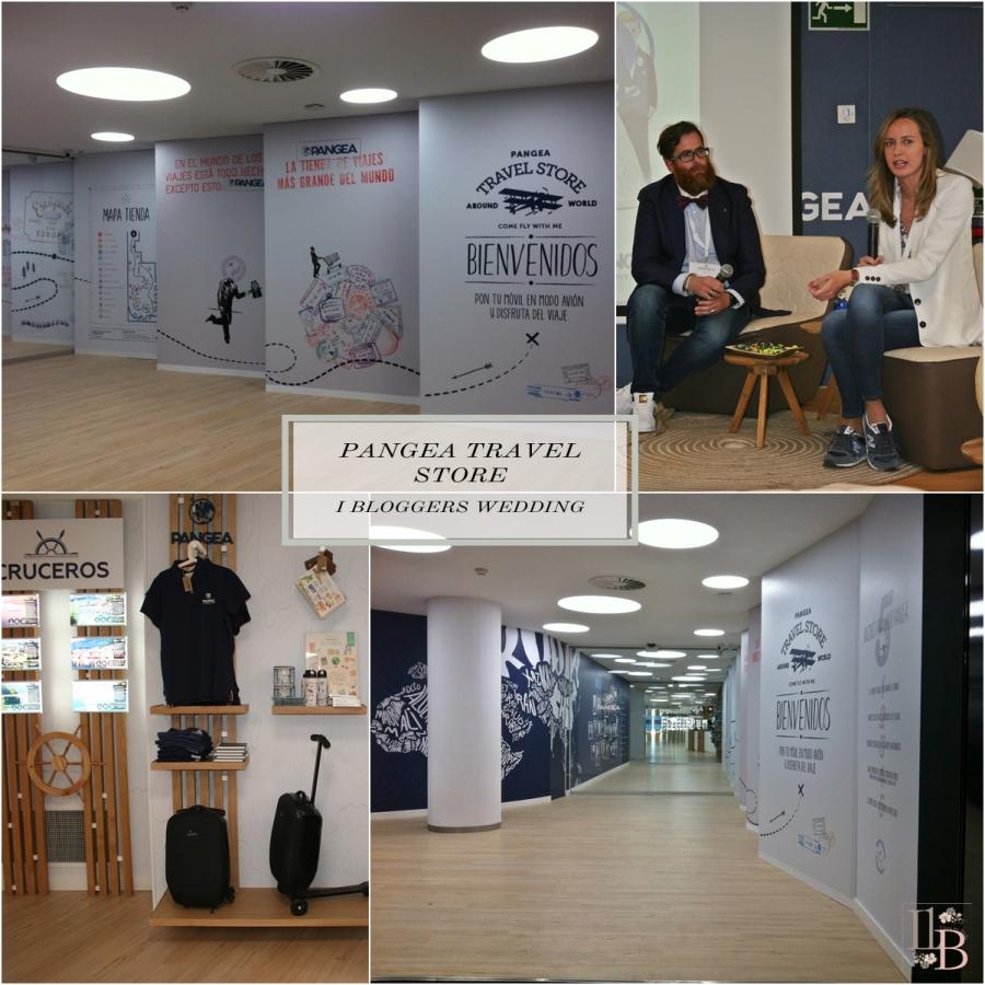 Tienda Pangea travel store, Ana Gayoso de la Champanera y Rodolfo MCartney de Noquiero,