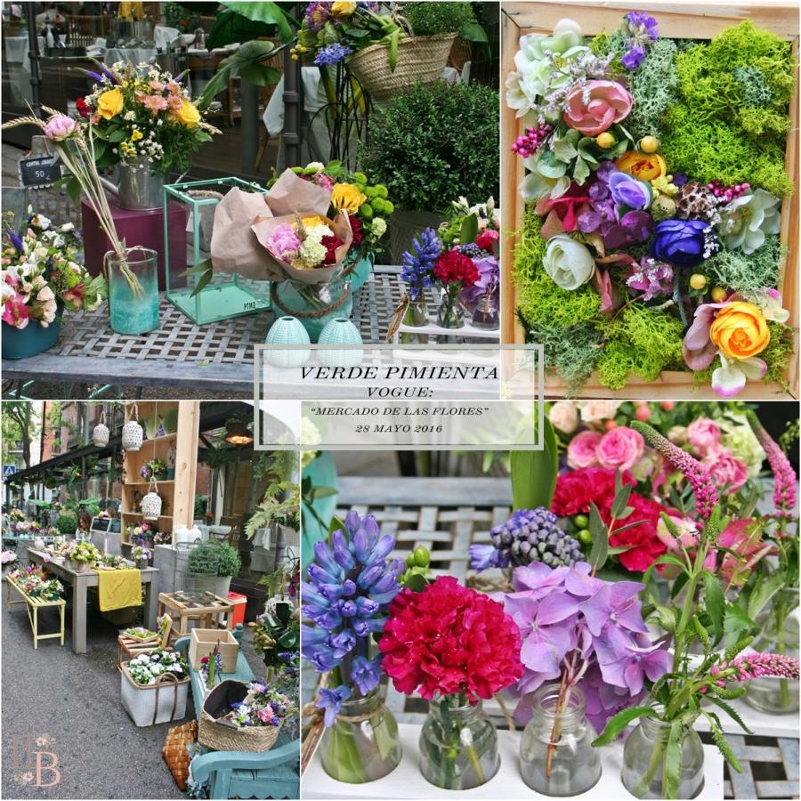 Mercado de las Flores de Vogue: Verde Pimienta