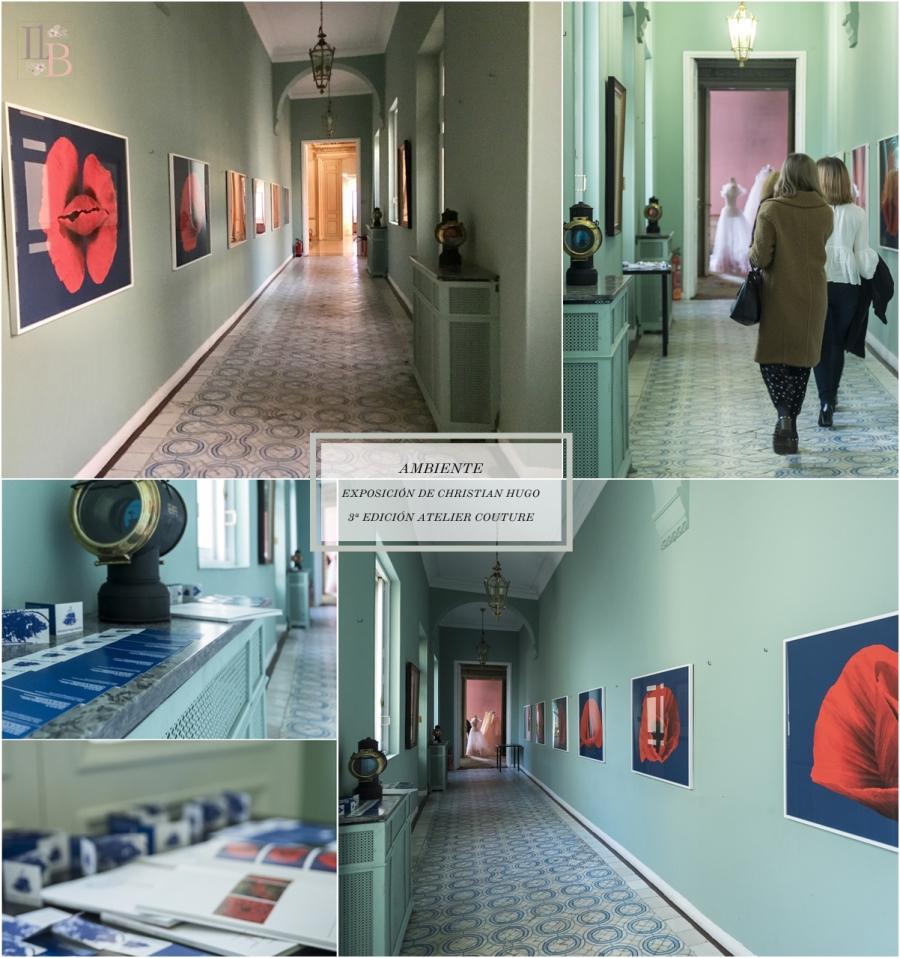 3ª Edición de ATELIER COUTURE/ Post en Llega mi Boda. Exposicion Christian Hugo