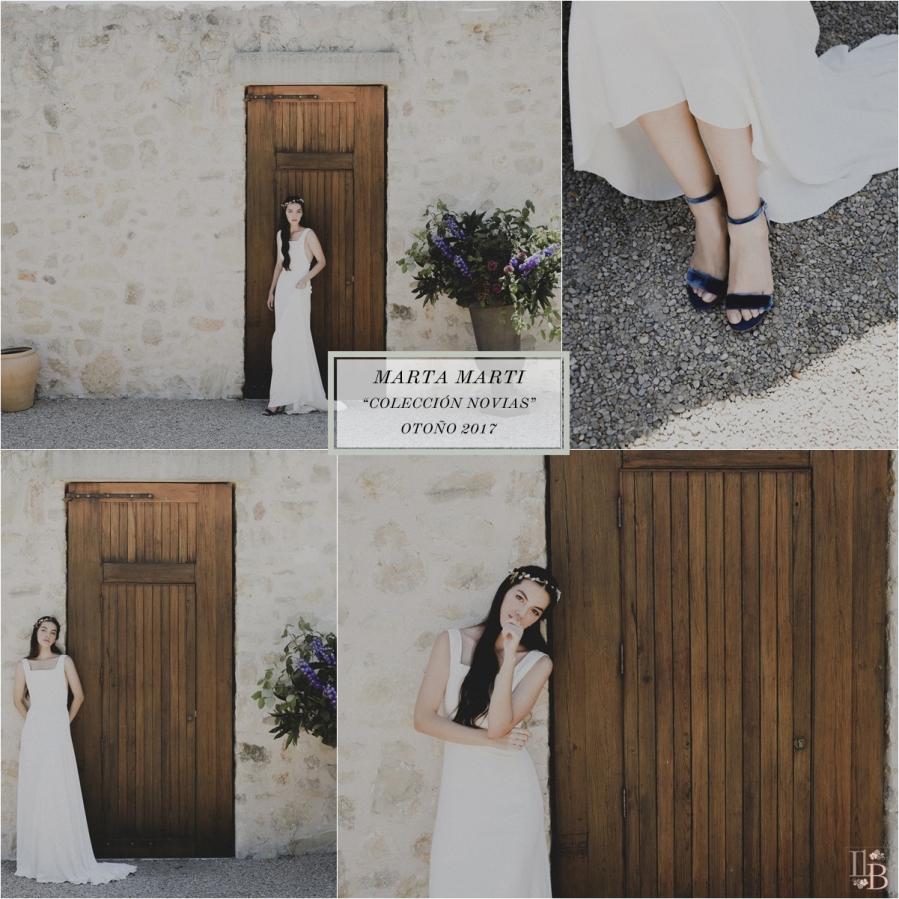 Verecundiam: Colección novias Marta Marti Otoño 2017